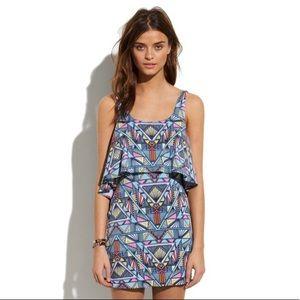 Mara Hoffman Ruffle Top Dress/Cover-up